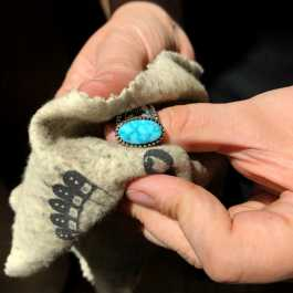 Comment nettoyer et entretenir vos bijoux turquoise ? HARPO