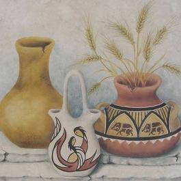 Le Wedding Vase, le vase de mariage HARPO