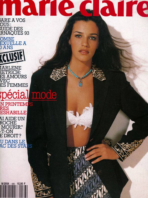 Marie Claire, February 1992