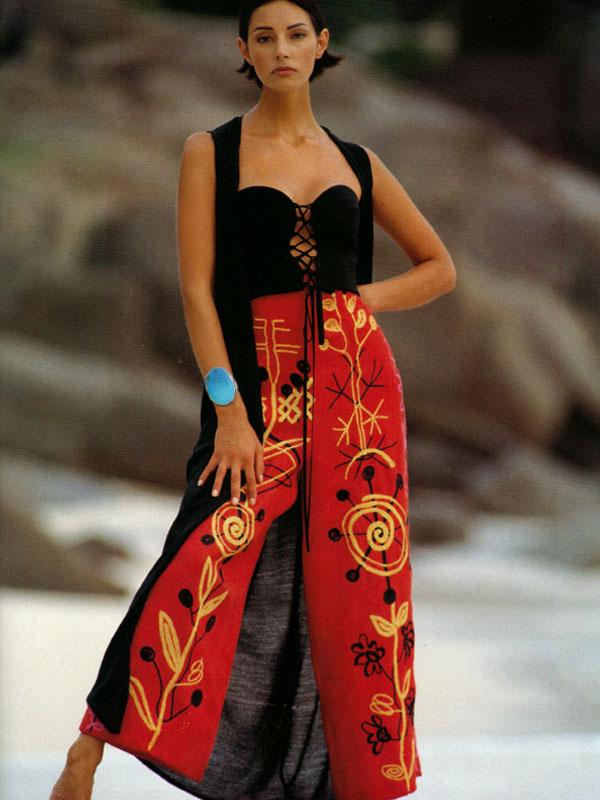 Madame Figaro, June 12th 1993
