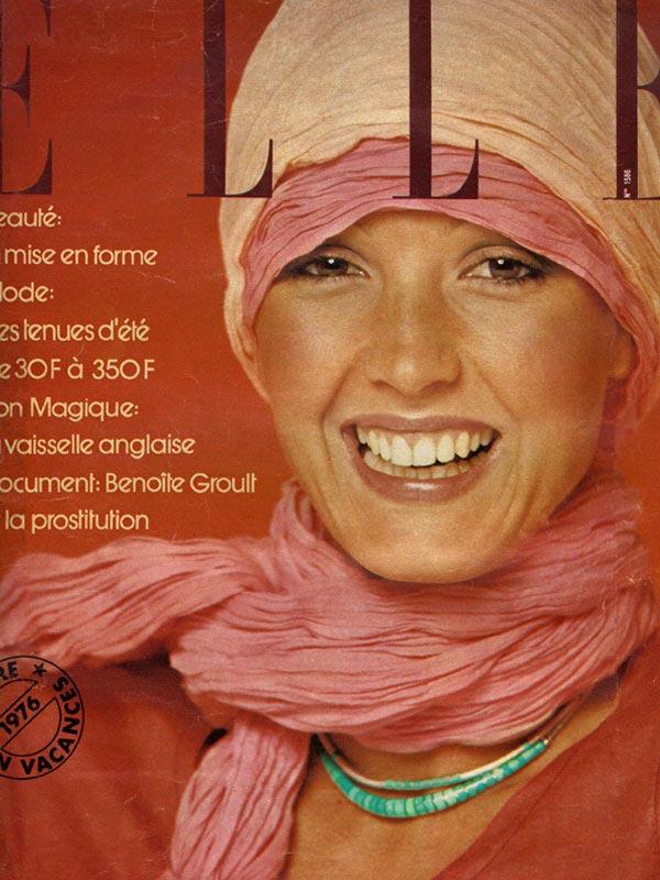 Elle, Summer 1976