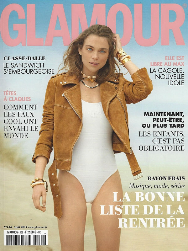 Glamour August 2017
